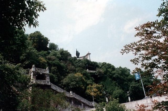 Zdjęcia: BUDAPESZT, Wzgórze Gellerta #2, WĘGRY
