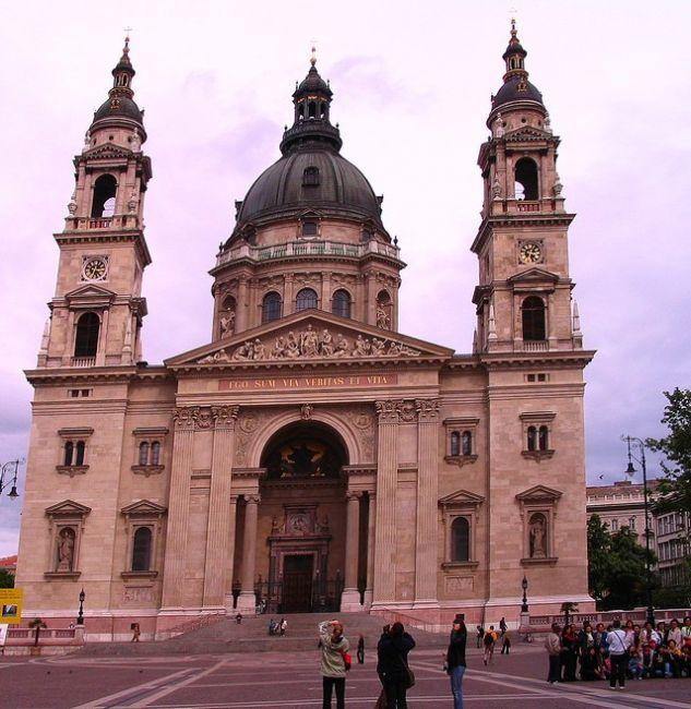 Zdjęcia: Budapeszt, Budapeszt, Katedra św. Stefana, WĘGRY