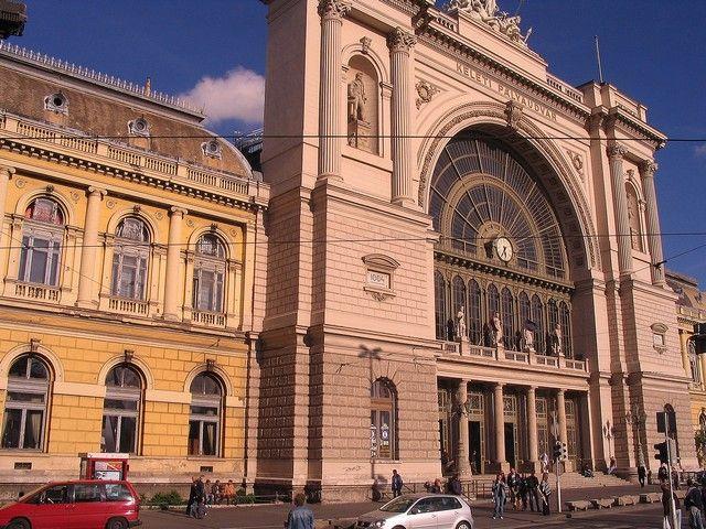 Zdjęcia: Budapeszt, Budapeszt, Dworzec Keleti, WĘGRY