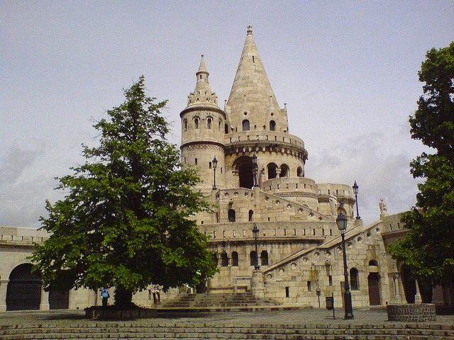 Zdjęcia: Budapeszt, Budapeszt, Baszta Rybacka, WĘGRY