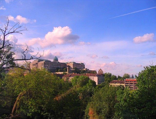 Zdjęcia: Budapeszt, Budapeszt, Zamek Królewski w Budapeszcie, WĘGRY