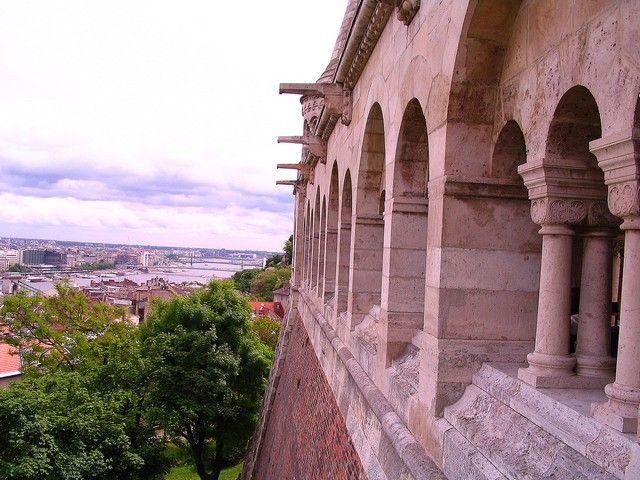 Zdjęcia: Budapeszt, Budapeszt, widok na Dunaj z Baszty Rybackiej, WĘGRY