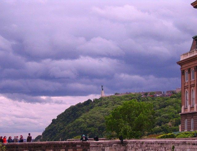 Zdjęcia: Budapeszt, Budapeszt, Wzgórze Gellerta, WĘGRY