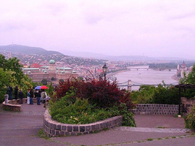 Zdjęcia: Budapeszt, Budapeszt, Zamek królewski i mosty Budapesztu, WĘGRY