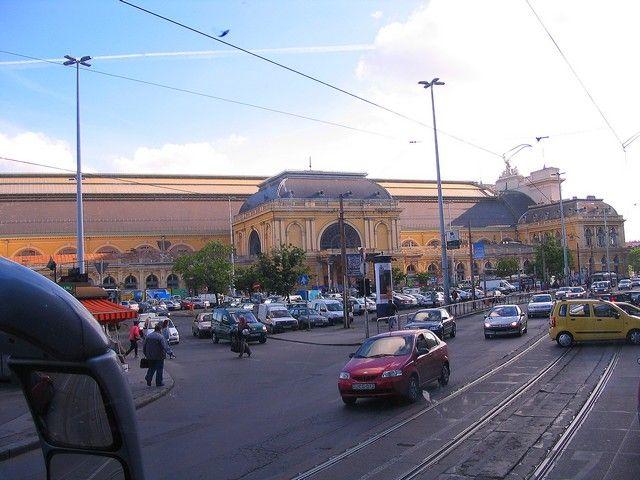 Zdjęcia: Budapeszt, Dworzec Keleti, WĘGRY