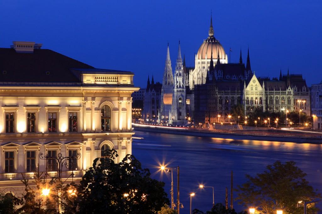 Zdjęcia: Most Lancuchowy, Budapest, Budapest, WĘGRY