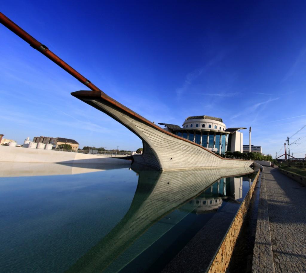 Zdjęcia: Budapeszt, Budapeszt, boat-house, WĘGRY