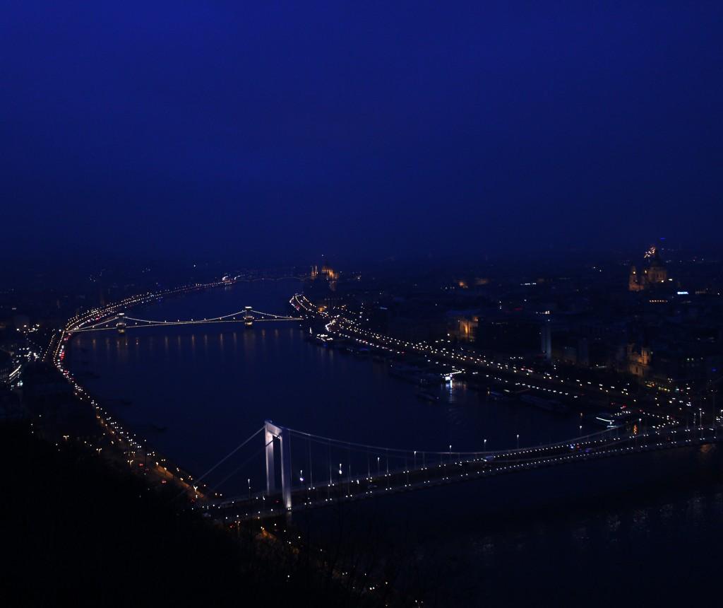 Zdjęcia: Budapeszt, Budapeszt nocą, WĘGRY