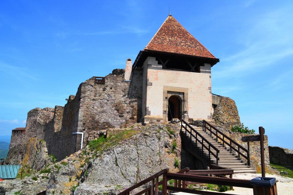 Zdjęcia: Wyszehrad, Szentendre, Zamek Wyszehradzki, WĘGRY