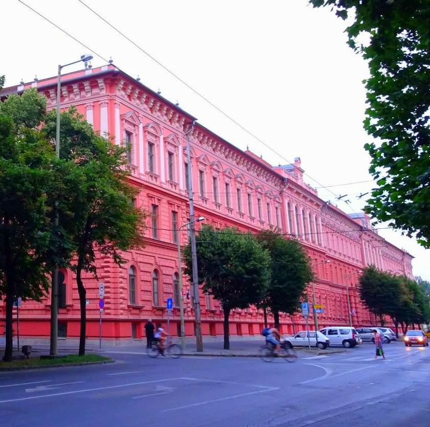 Zdjęcia: Szeged, czerwoność po węgiersku, WĘGRY