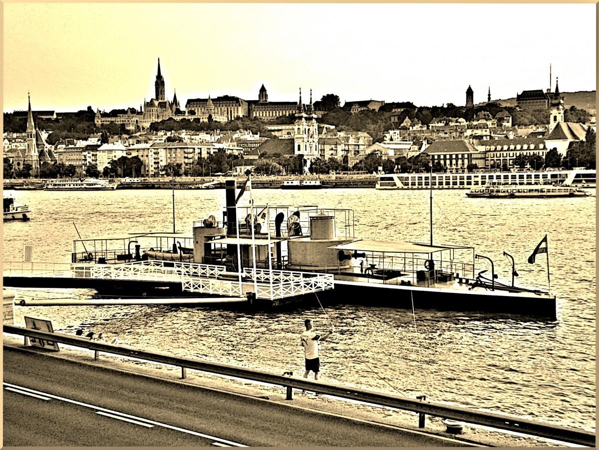 Zdjęcia: Budapeszt, Lipotvaros, Budapeszt-nad Dunajem, WĘGRY