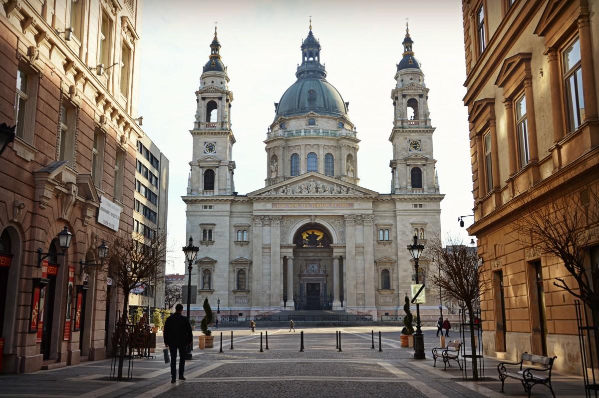 Zdjęcia: Budapeszt, Bazylika Świętego Stefana , WĘGRY