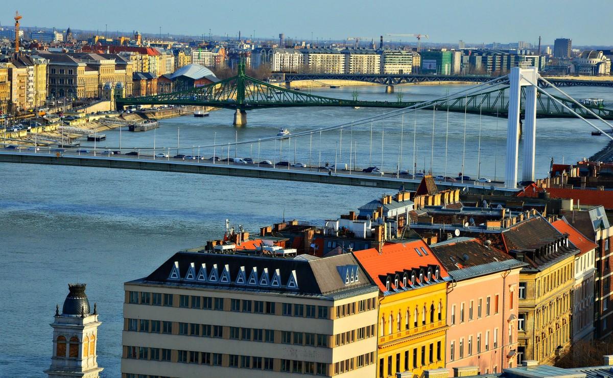 Zdjęcia: Budapeszt, W krainie mostów, WĘGRY