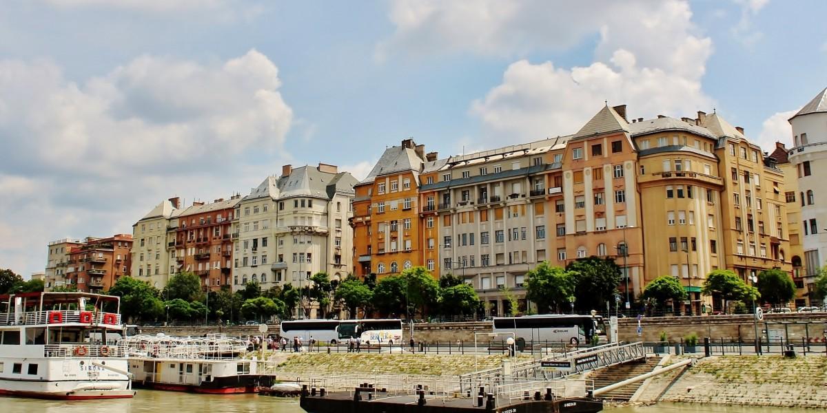 Zdjęcia: Budapeszt, komitat Budapeszt, Nad Dunajem, WĘGRY