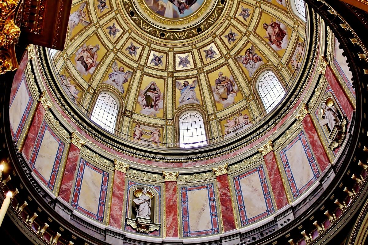 Zdjęcia: Budapeszt, komitat Budapeszt, Bazylika św.Stefana, WĘGRY