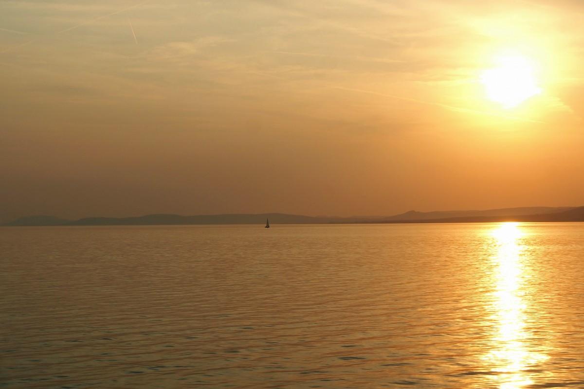 Zdjęcia: Tihany, Balaton, złoty Balaton, WĘGRY