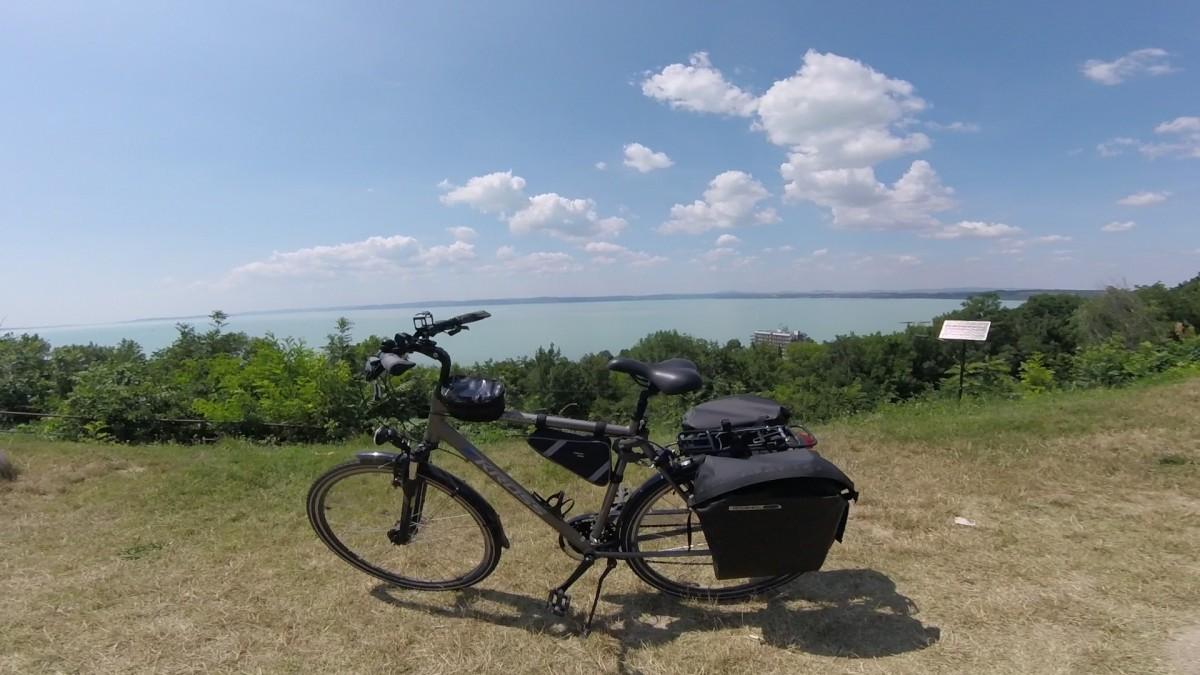 Zdjęcia: Balaton, Balaton, Z rowerem na Płd. Europę, WĘGRY