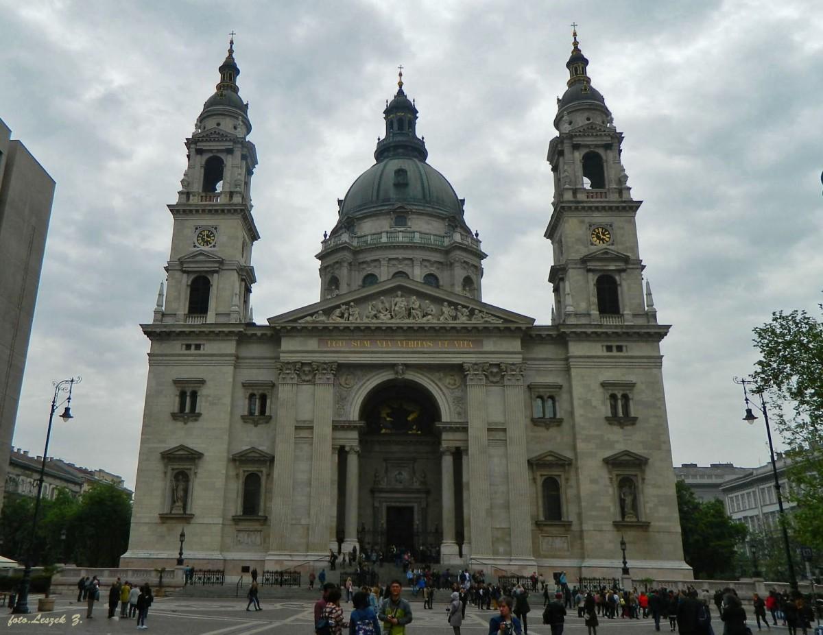 Zdjęcia: Budapeszt., Budapeszt., Budapeszt - Bazylika św. Stefana., WĘGRY
