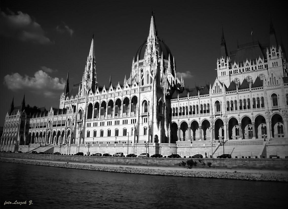 Zdjęcia: Budapeszt., Węgry., Budapeszt - Parlament., WĘGRY