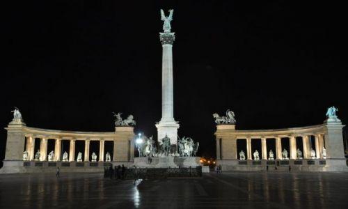 Zdjęcie WĘGRY / - / Budapest / Hősök tere