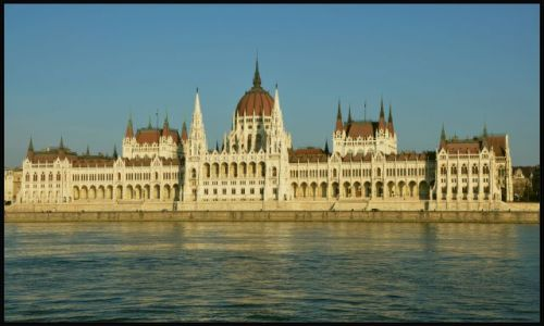 WĘGRY / - / Budapest / Parliament Budapest 2