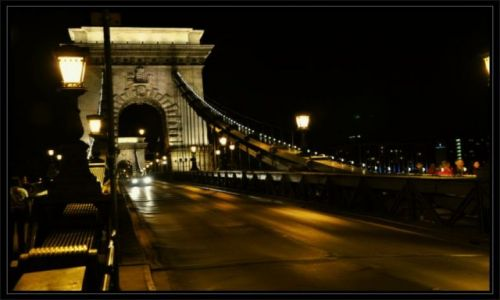 Zdjecie WĘGRY / - / Budapest / Most Łańcuchowy!