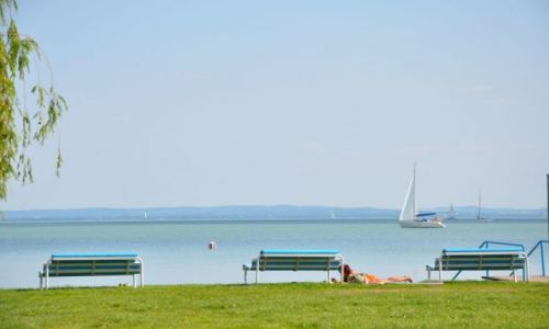 Zdjecie WĘGRY / - / Balatonalmadi! / fell in love with Balaton!