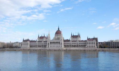 Zdjecie WĘGRY / - / Budapeszt / Budapesztańska klasyka- gmach parlamentu