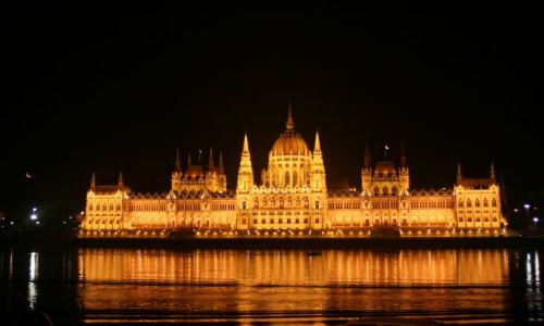 Zdjecie WĘGRY / - / Budapeszt / Budapeszt nocą w dźwiękach muzyki klasycznej