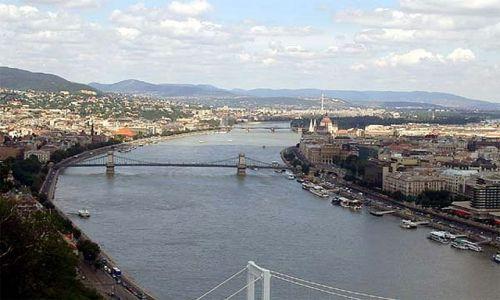 Zdjecie WĘGRY / Stolica / Budapeszt / Panorama miasta