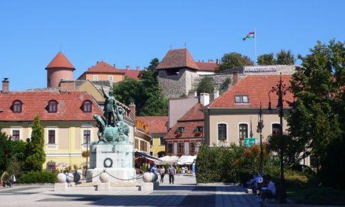 Zdjęcie WĘGRY / Północne Węgry / Eger / Dobo Istvan Ter