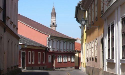 Zdjęcie WĘGRY / Węgry Połnocne / Eger / Minaret w Egerze