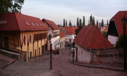 Zdjęcie WĘGRY / Węgry Połnocne / Eger / Droga na zamek