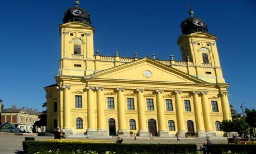 Zdjecie WĘGRY / Kriszana / Debreczyn / Katedra św. Anny