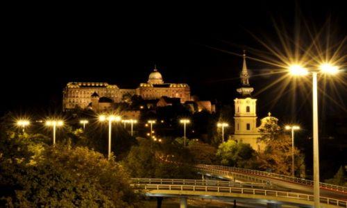 Zdjecie WĘGRY / - / Budapeszt / Budapest at night