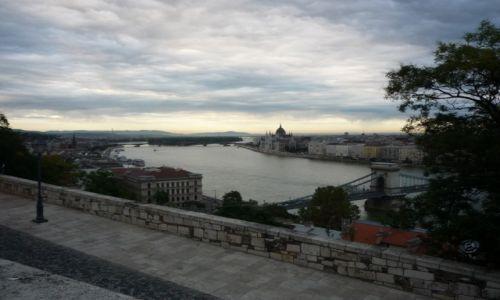 Zdjęcie WĘGRY / Budapeszt / Budapeszt  / Budapeszt przed zmierzchem