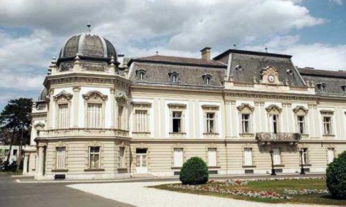 Zdjęcie WĘGRY / Balaton /  Keszthely / Pałac
