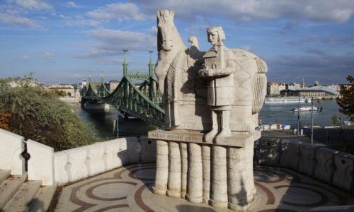 Zdjęcie WĘGRY / Budapeszt / Budapeszt / Most Wolności