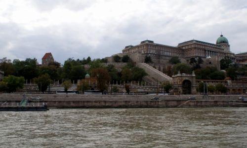 Zdjęcie WĘGRY / - / Budapeszt / Pałac Budański