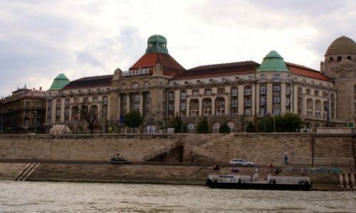 Zdjęcie WĘGRY / - / Budapeszt / Hotel Gellert