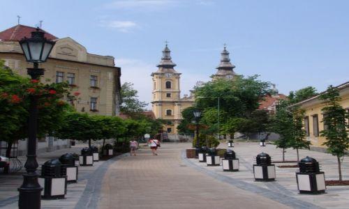 Zdjęcie WĘGRY / Miskolc - Tokaj / Miskolc / Kościół Minorytów