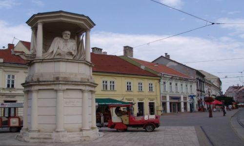 Zdjęcie WĘGRY / Miskolc - Tokaj / Miskolc / Starówka