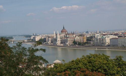 Zdjecie WĘGRY / Budapeszt / Nad Dunajem / Budapeszt