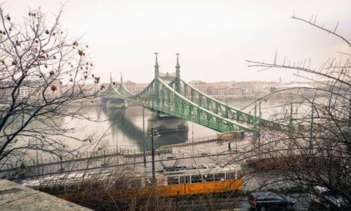 Zdjecie WĘGRY / Budapeszt / Budapeszt / most wolności