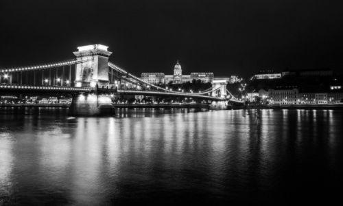 Zdjecie WĘGRY / Pest / Budapeszt / Chain Bridge