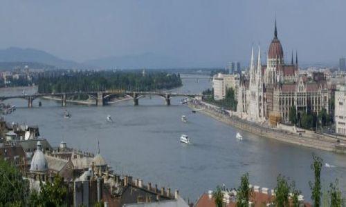 Zdjecie WĘGRY / brak / Budapeszt / Nad pięknym modrym Dunajem..