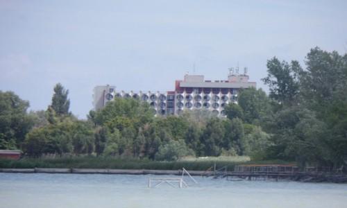 Zdjęcie WĘGRY / Balaton / Siófok / Hotel Ezüstpart
