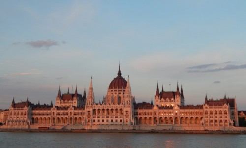 Zdjecie W�GRY / W�gry / Budapeszt / Parlament