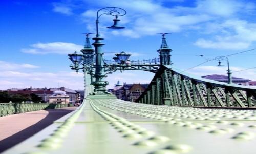Zdjecie W�GRY / Budapeszt / Budapeszt / Most Wolno�ci