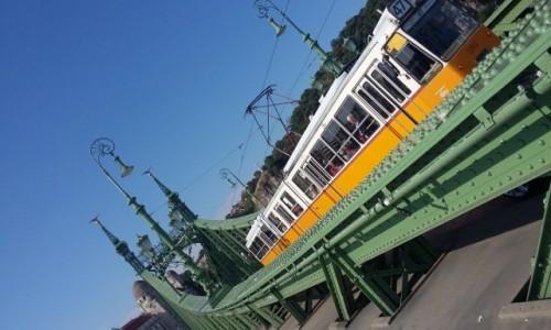 W�GRY / - / Budapeszt  / Most wolno�ci